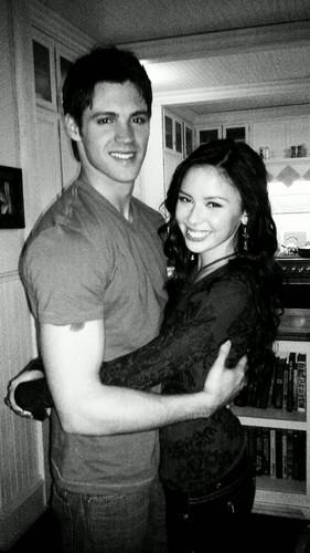 Anna & Jeremy! :)