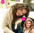 Annalynne McCord Goes Brunette