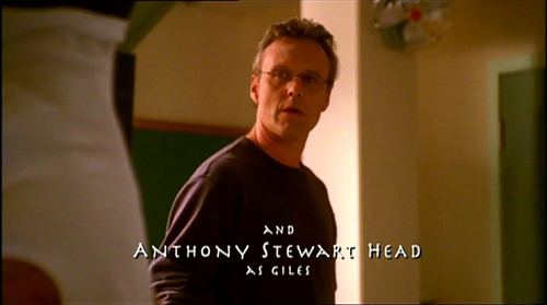Anthony as Giles
