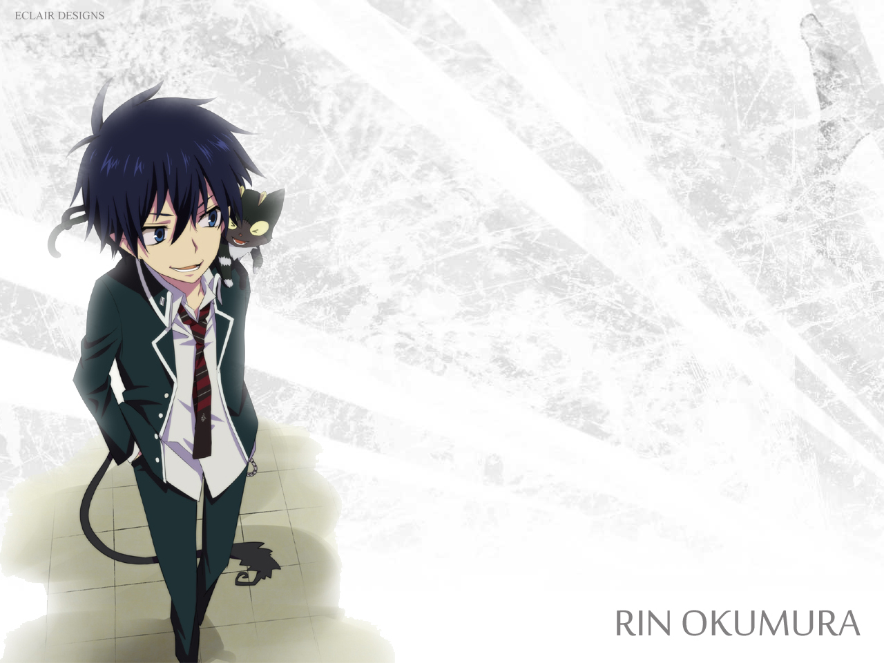 blue exorcist computer wallpapers - photo #34
