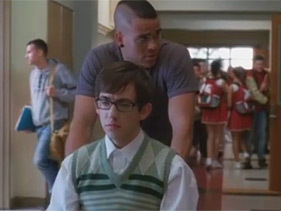 Artie and Puck