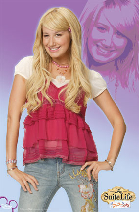 Ashley Tisdale - Maddie Fitzpatrick