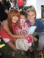 BElla Thorne and Kenton Duty