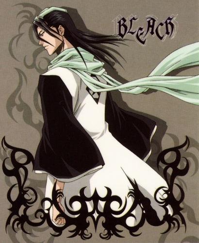 Kuchiki Byakuya wallpaper titled BYAKUYA