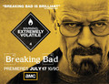 Breaking Bad Season 4 Poster