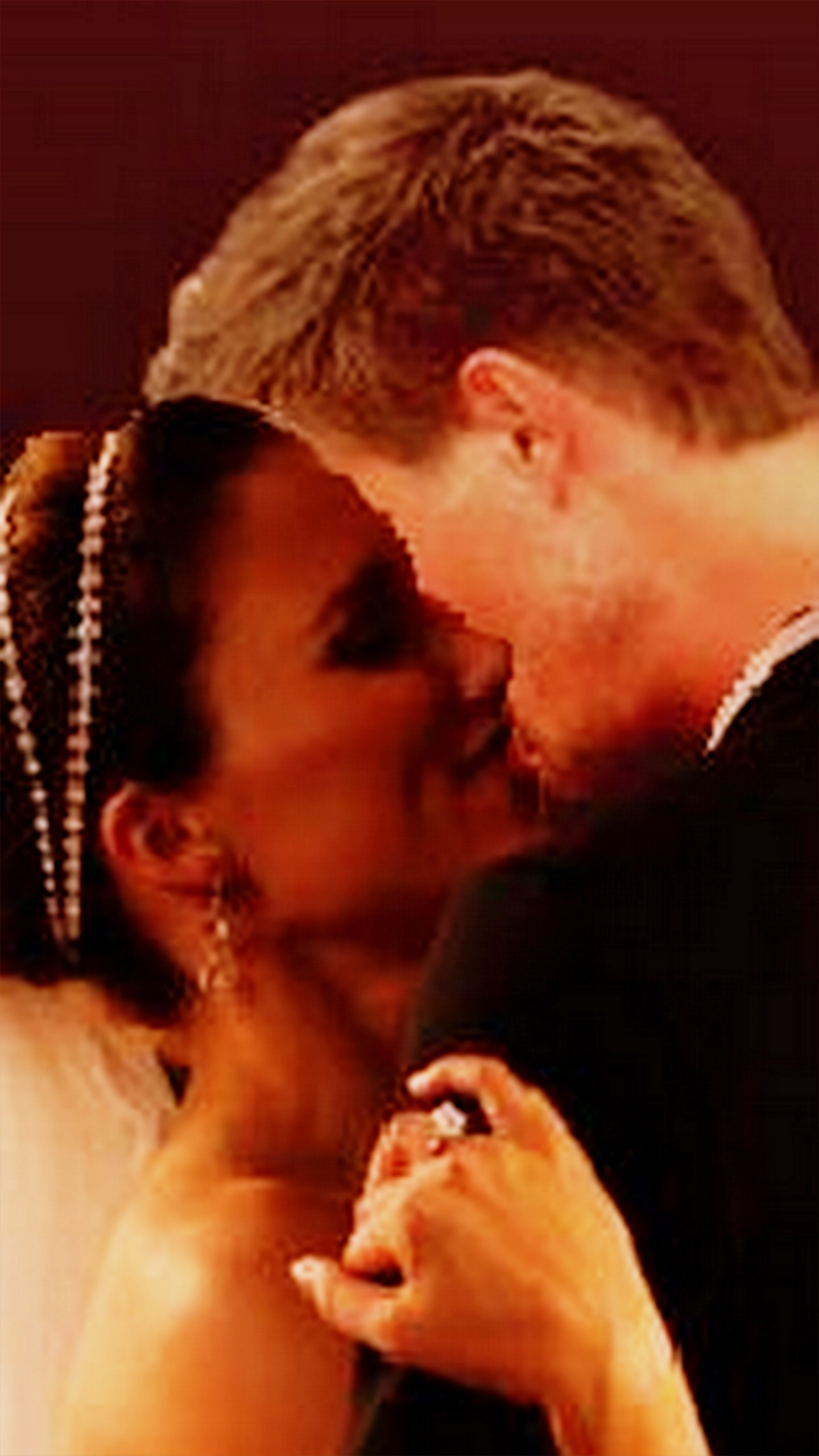Brucas marriage