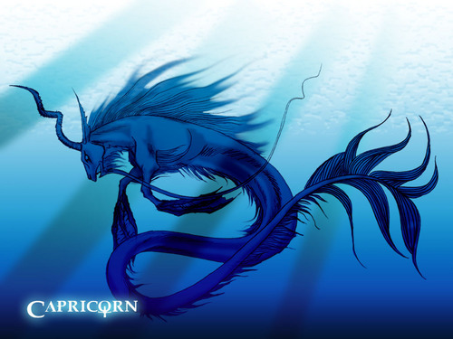 Capricorn wallpaper titled Capricorn