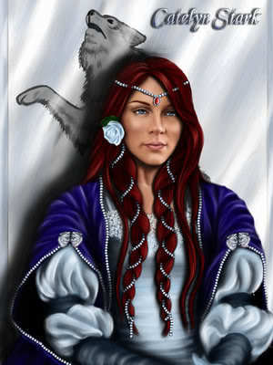 Catelyn's fã art