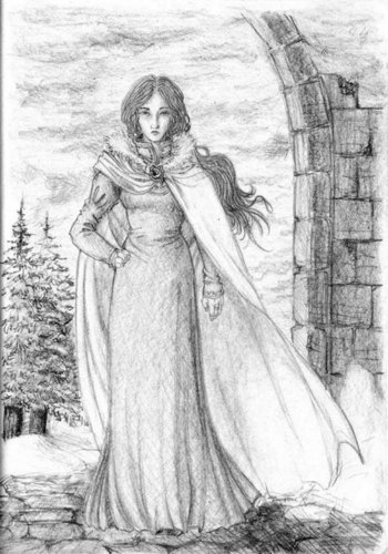 Catelyn's fan art