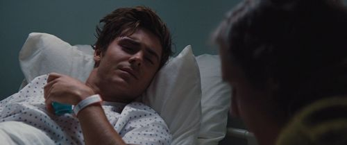 Zac Efron wallpaper probably containing a neonate and a portrait titled Charlie St.Cloud