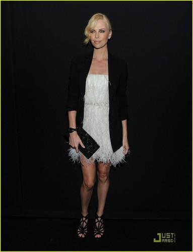 Charlize Theron: Dior VIII