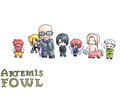 Chibi - artemis-fowl fan art