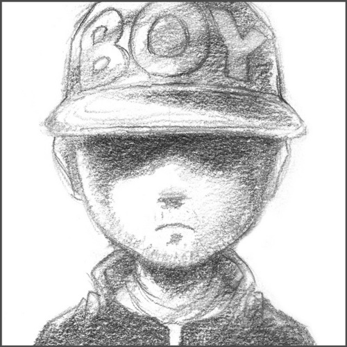 Chris Lowe: the BOY hat