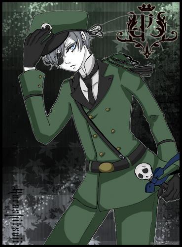 Ciel Phantomhive wolpeyper with anime called Ciel Phantomhive