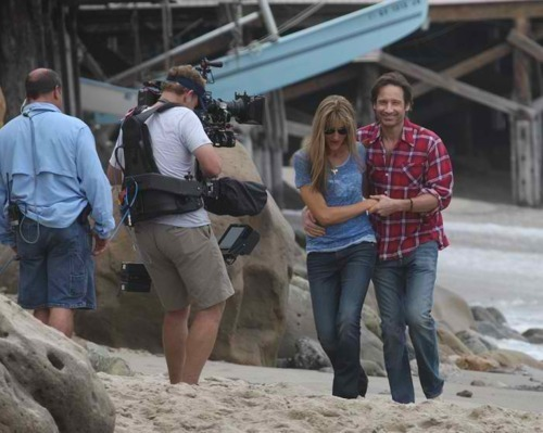 DD and NM Filming on June 9th 2011