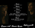 Damon and Bonnie Quotes: Season One 1x12 Unpleasentville Part 1 - damon-and-bonnie wallpaper