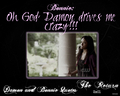 Damon and Bonnie Quotes: Season Two 2x01 The Return~ Bonnie - damon-and-bonnie wallpaper