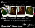 Damon and Bonnie Quotes: Season Two 2x01 The Return Part 1 - damon-and-bonnie wallpaper
