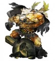 Dargon's Crown: Dwarf - dragons-crown photo