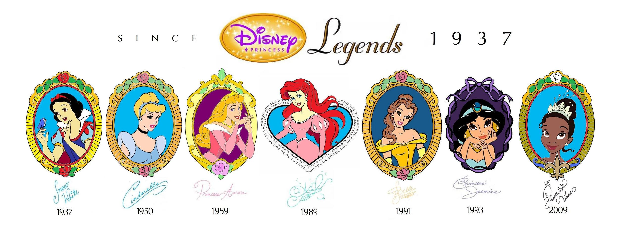 Disney Princess Friendship Quotes Disney Princess - Legends