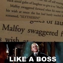 Draco- Like a Boss
