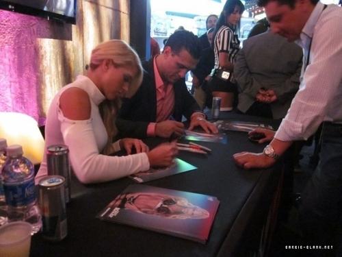 E3 Convention with Alberto del Rio | June 7, 2011.