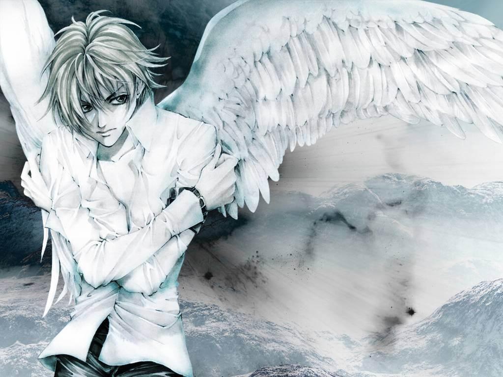 Love angels emo angel