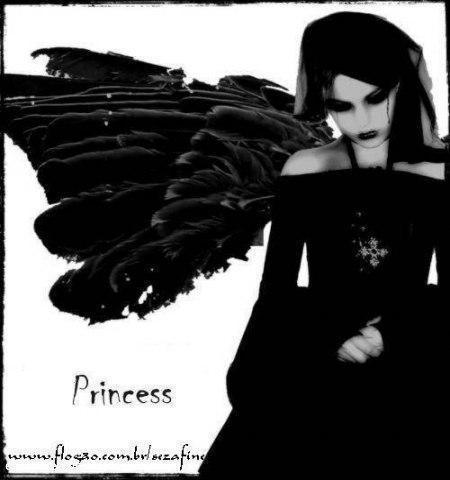 Emo Dark Princess