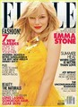 Emma Stone Covers 'Elle' July 2011 - emma-stone photo