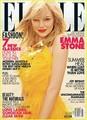 Emma Stone Covers 'Elle' July 2011 - emma-stone photo