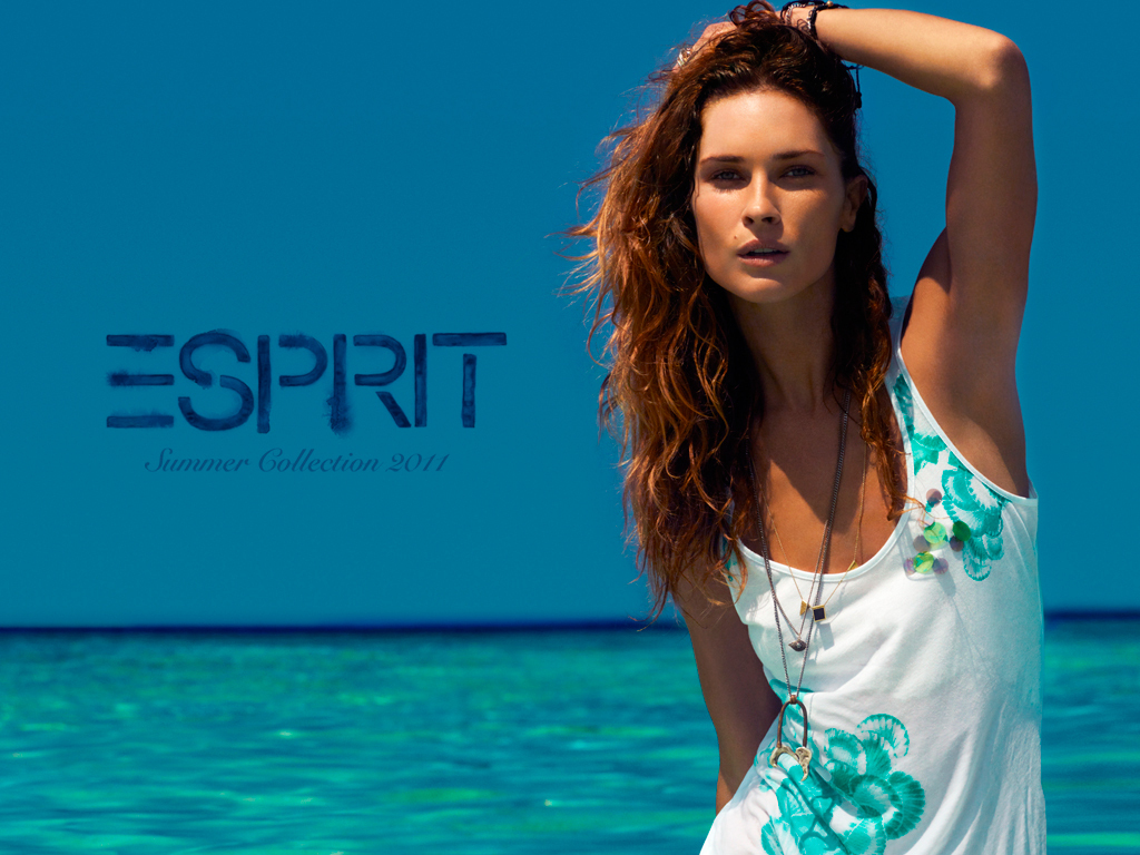 Download this Women Fashion Esprit Wallpaper picture