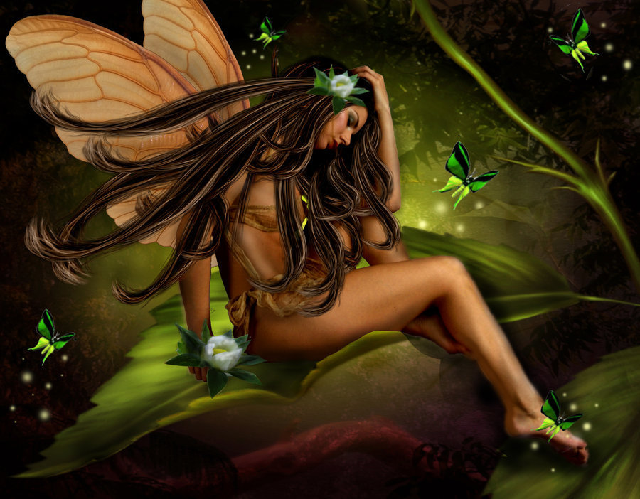 Fairy Beautiful Images Photo 22727962 Fanpop