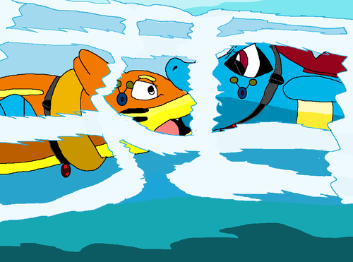 Fight for a Manaphy!