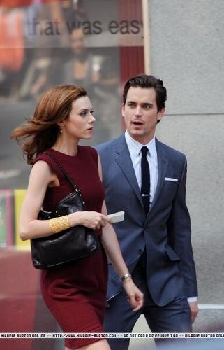 Filming on Location in Midtown Manhattan - June 8, 2011