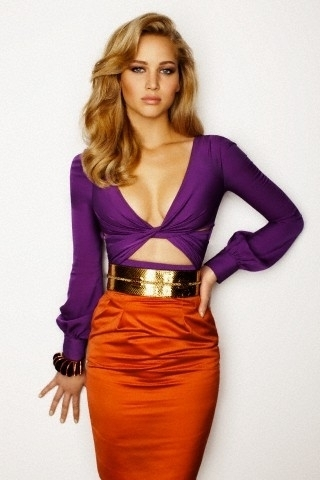 Flare 2011 photoshoot - jennifer-lawrence Photo