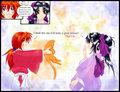 Fruits Basket x Rurouni Kenshin - anime fan art