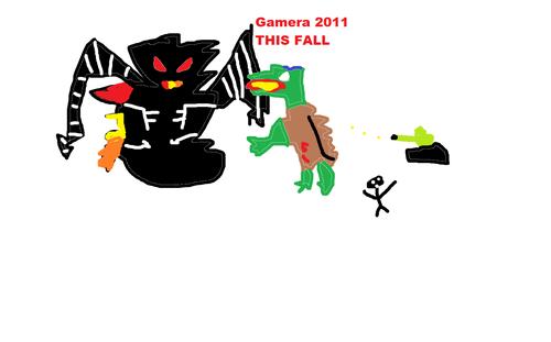 Gamera: 2011