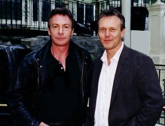 Giles & Ethan