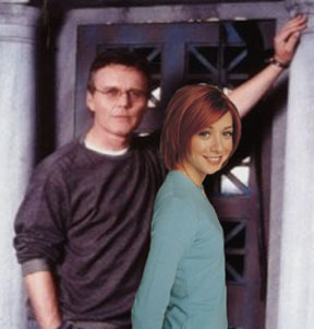 Giles/Willow