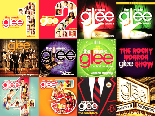 Glee - The musique