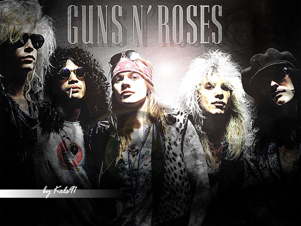 guns an roses