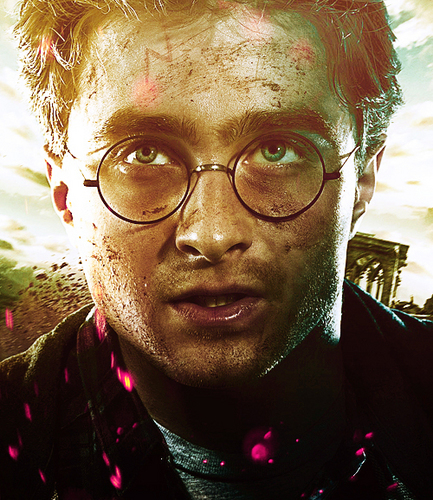 Harry - Deathly Hallows Part 2