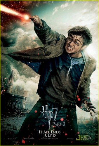 Harry Potter & The Deathly Hallows Part II