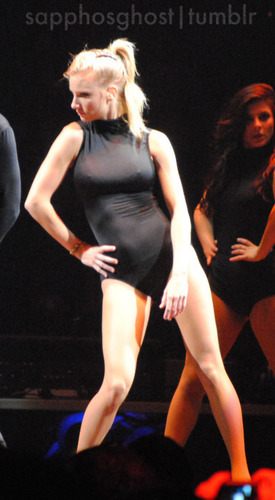 Heather Morris | Boston glee Live
