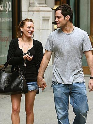 Hilary & Mike