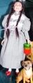Homemade Dorothy doll