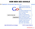 How we see Google - battle-of-the-sexes photo