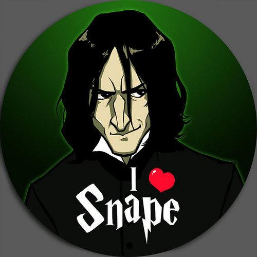 I Love Snape