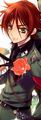 Idel Suzumura Orange Rose - barajou-no-kiss photo