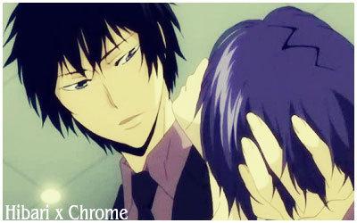 TYL Hibari and Chrome